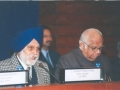 Hon'ble Deputy Speaker of Lok Sabha, Sardar Charnjit Singh Atwal addressing the distinguished gathering