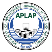 Association of Parliamentary Librarians of Asia and the Pacific logo